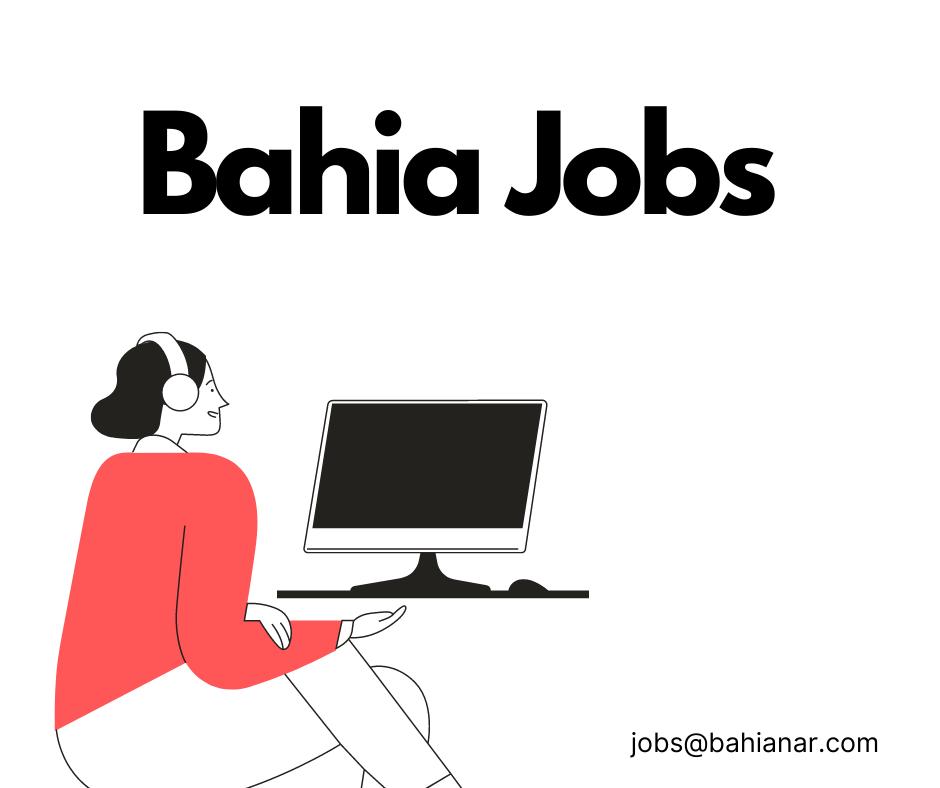 Bahia jobs